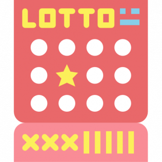 We sell lottery tickets
